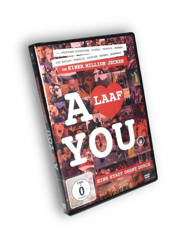 alaaf-you-dvd